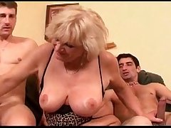 MILF Gets Punished by BBC 7