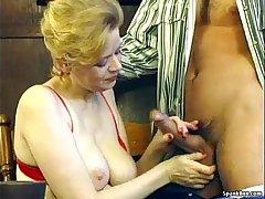 Granny Loves Big Cock