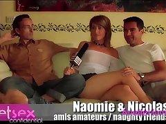 visite special voyeur chez un couple francais avec 9 webcams