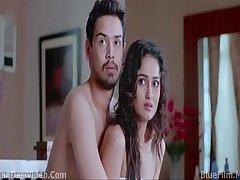 Tridha Choudhury Topless Kissing Scene From Khawto