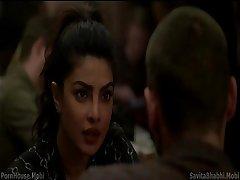 Priyanka Chopra And Jake McLaughlin Sexy Kissing Quantico