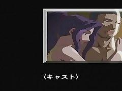 Horny Anime Ecchi Gives Titjob
