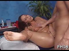 Massage fuck movie scenes