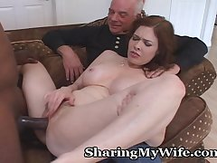 Surprised By Her Hubby