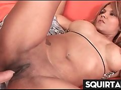 massive squirting and creampie female ejaculation 20