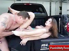 Punish Teens - Extreme Hardcore Sex from PunishMyTeens.com 09