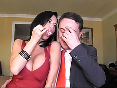 Squirting: Veronica Avluv cums in the mouth of Andrea Dipr&egrave_