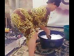 Thick African Booty Twerk