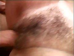 Lick my balls and rim my ass