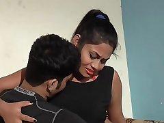 Housewife Short Movie   Bhabhi Ke Jalwe   Hot Bed Scene