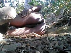 Desi Tarzan Boy Sex In Jungle With Big Tree