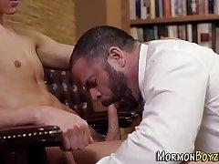 Mormon raw fucks bishop