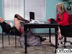 Hard Sex Action With Slut Big Tits Office Girl (krissy lynn) video-22