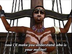 negrieri nigerian queen slave story