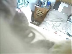 True hidden cam of my mom masturbating