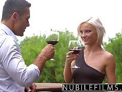 NubileFilms - Hot Sex With My Best Friends Daughter