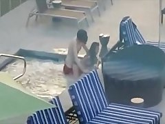 Man Fucking With a Stranger Almost Caught by His Wife
