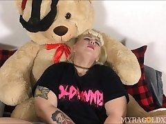 Chubby Teen'_s Teddy Bear Fantasy Preview