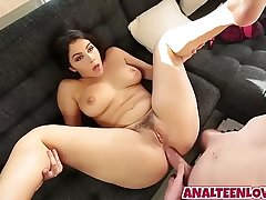 Sexy Valentina Nappi is anal fucked the way you want it
