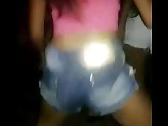 Whores dancing funk - putas bailando funk