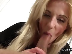 Kissable czech sweeties gape their fannys with buttplug and monster vibrators