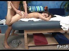 Hot massages
